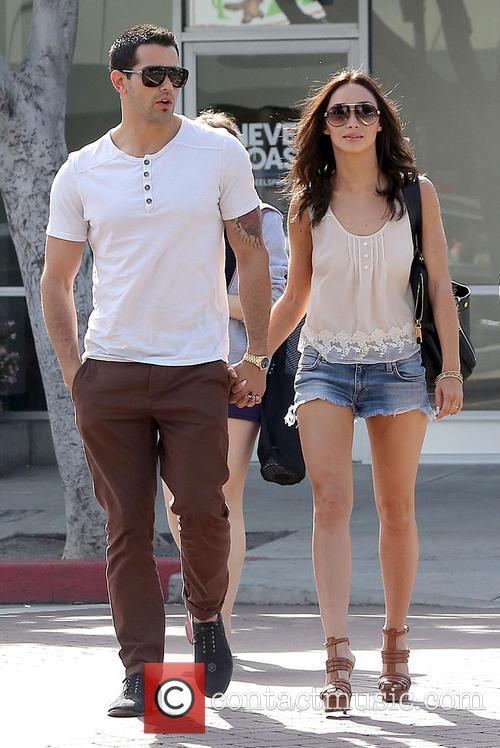 Jesse Metcalfe and Cara Santana 5