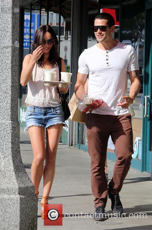 Jesse Metcalfe and Cara Santana 8
