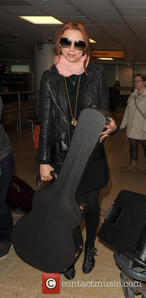 The Saturdays at Heathrow Airport