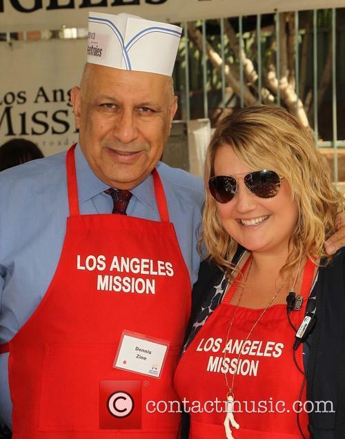 Celebration, Councilmember Dennis Zine, Los Angeles Mission