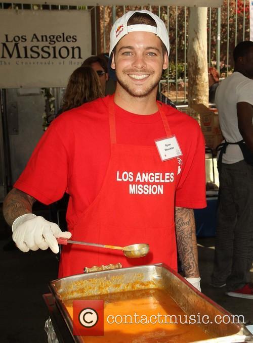 Ryan Sheckler, Los Angeles Mission
