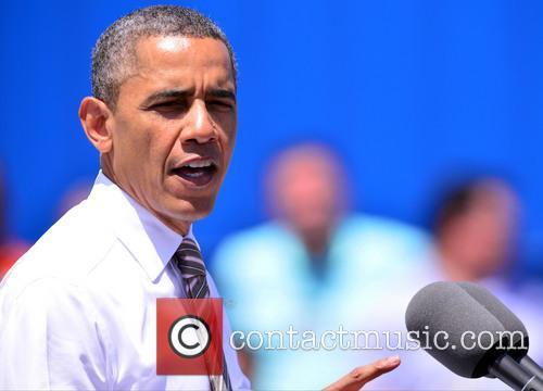 Barack Obama, Port of Miami