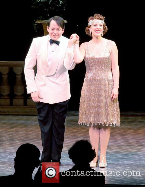 Matthew Broderick and Jessie Mueller 2