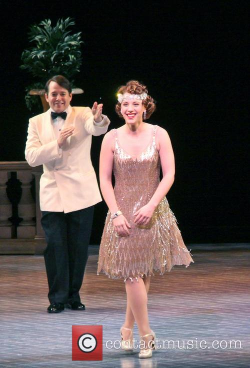 Matthew Broderick and Jessie Mueller 3