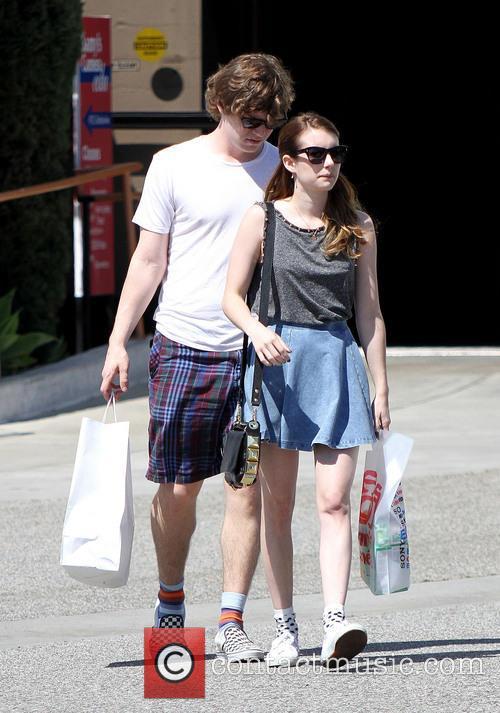 Emma Roberts and Evan Peters 3
