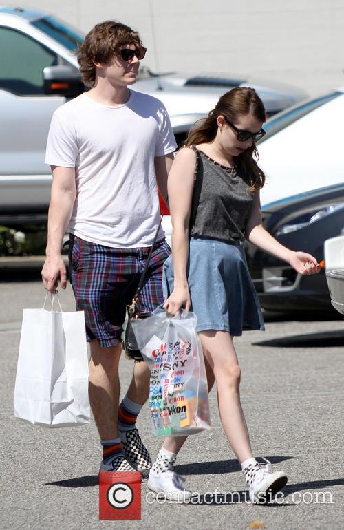Emma Roberts and Evan Peters 9