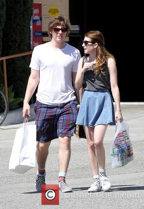 Emma Roberts and Evan Peters 14