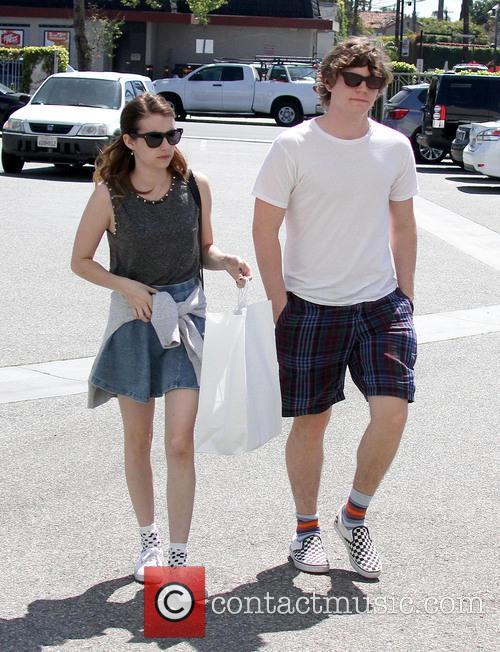 Emma Roberts and Evan Peters 16