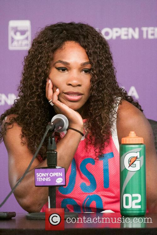 Serena Williams 35