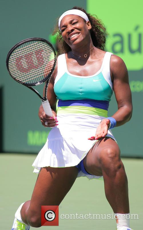 Serena Williams 36