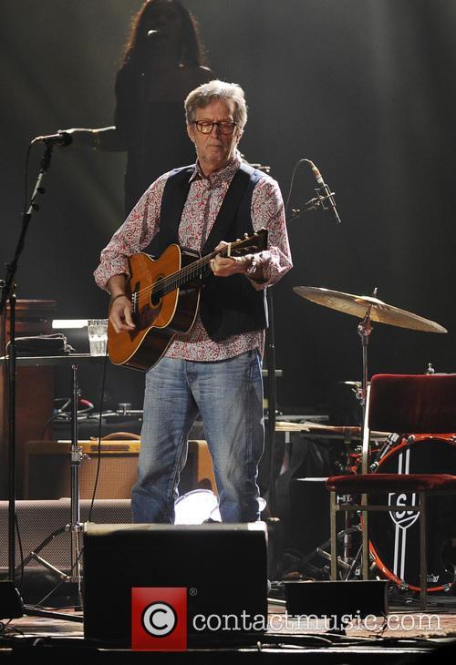 Eric Clapton, Hard Rock Live