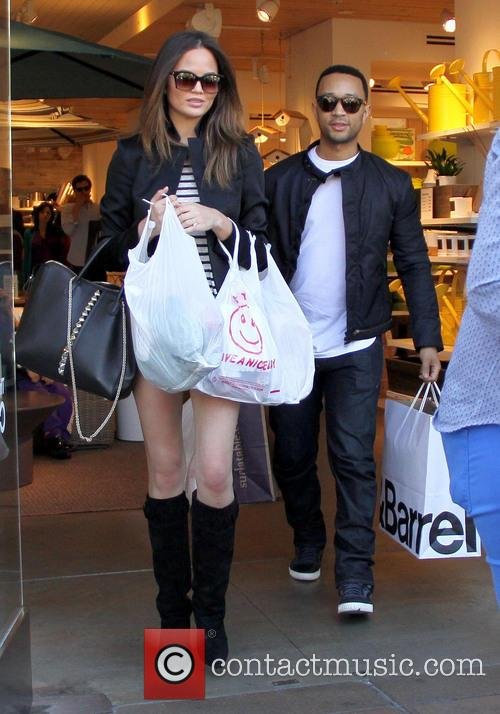 John Legend and Christine Teigen 6