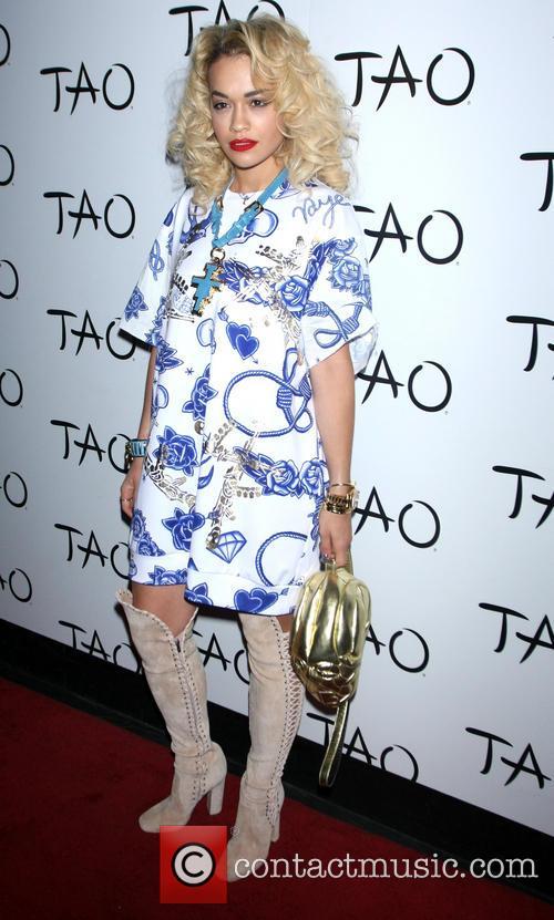 Rita Ora, Tao Nightclub
