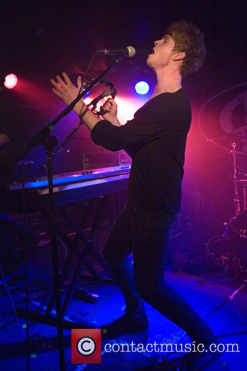 Kodaline and Stephen Garrigan 14