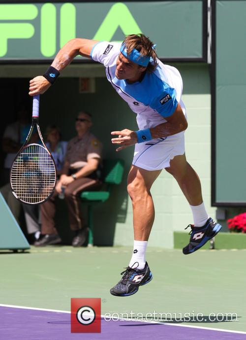 Sony and David Ferrer 12