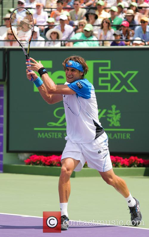 Sony and David Ferrer 13