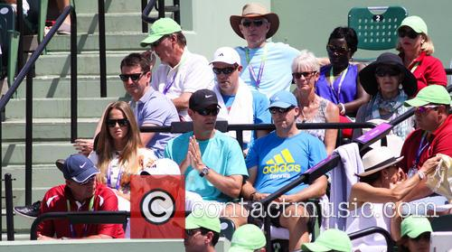 Sony, Kim Sears, Ivan Lendl and Judy Murray 1
