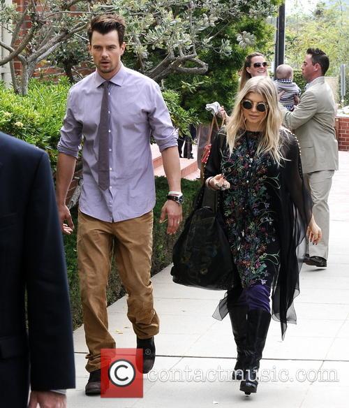 Josh Duhamel and Fergie Aka Stacy Ann Ferguson 3