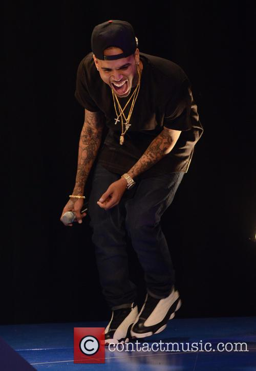 Chris Brown 106&Park