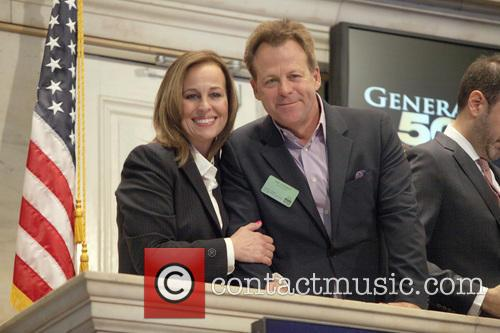 General Hospital, Kin Shriner and Genie Francis 7
