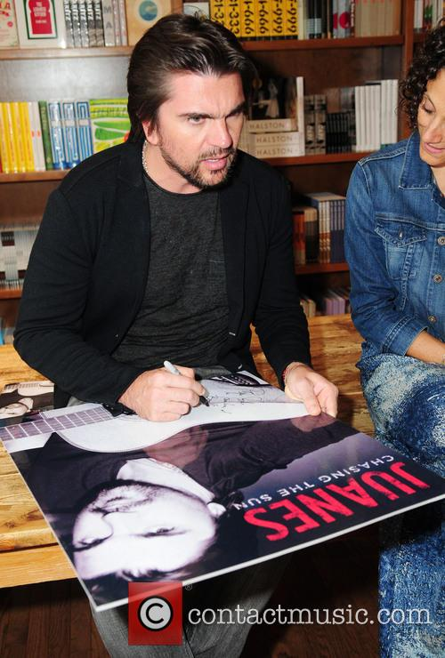 Juanes and Juan Esteban Aristizabal Vasquez 6