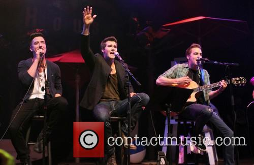 Logan Henderson, James Maslow, Kendall Schmidt and Of Big Time Rush 6