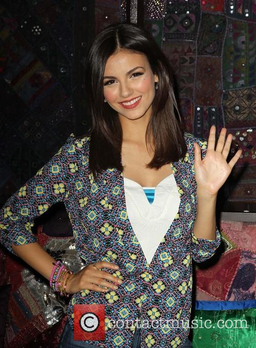 Victoria Justice, House Of Blues