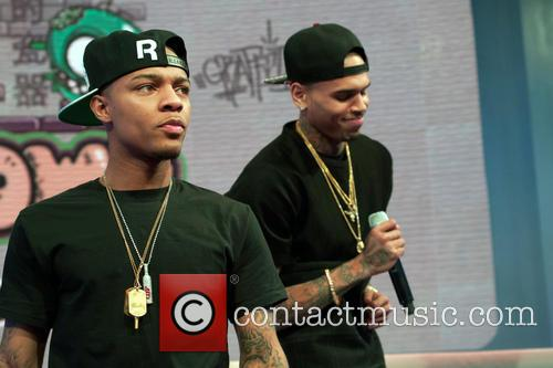 Bow Wow and Chris Brown 1