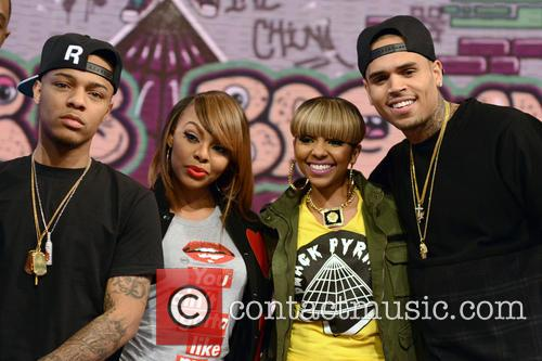 Bow Wow, Paigion, Miss Mykie and Chris Brown 3