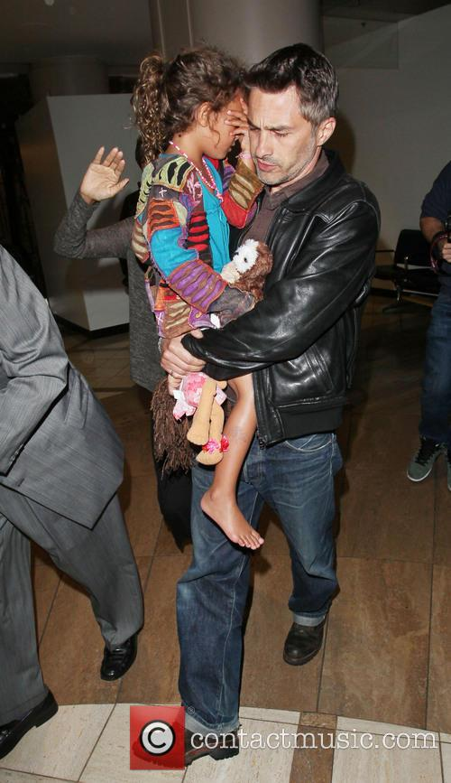Olivier Martinez and Nahla Aubry 4