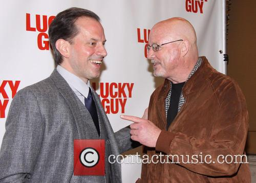 The premiere after party for 'Lucky Guy'