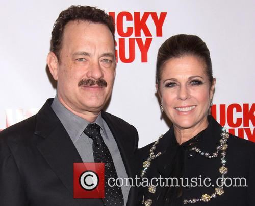 Tom Hanks and Rita Wilson 9