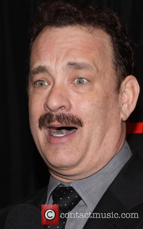 Tom Hanks, Lucky Guy Afterparty