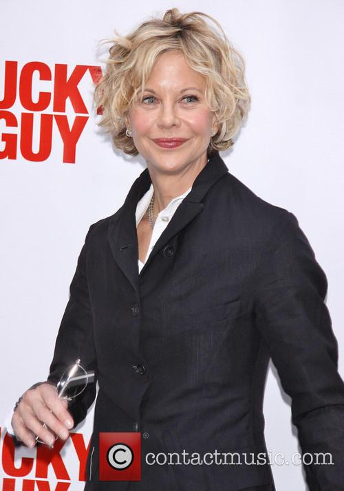 Meg Ryan in 2014