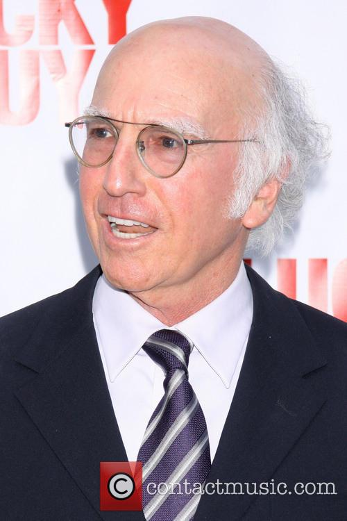 Larry David, Lucky Guy Premiere