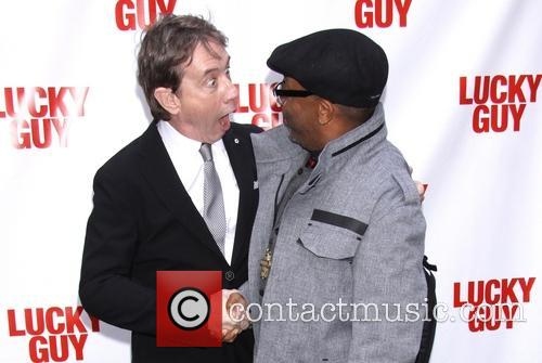 Martin Short and Spike Lee 2