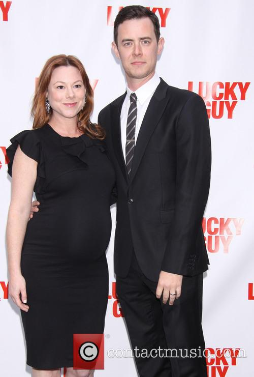 Samantha Bryant and Colin Hanks 2