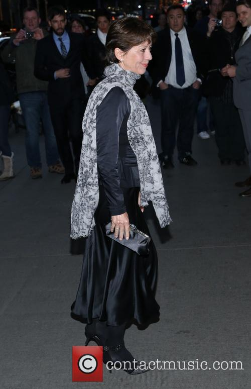 sibylle szaggars new york premiere of the 3583903