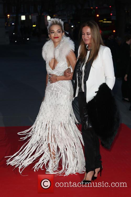 Rita Ora and Eva Cavalli 10