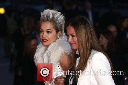 Rita Ora and Eva Cavalli 11