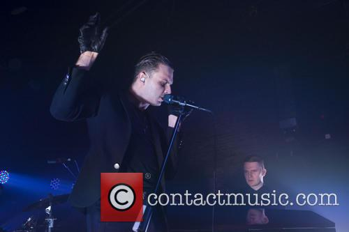 Adam Anderson, Theo Hutchcraft and Hurts
