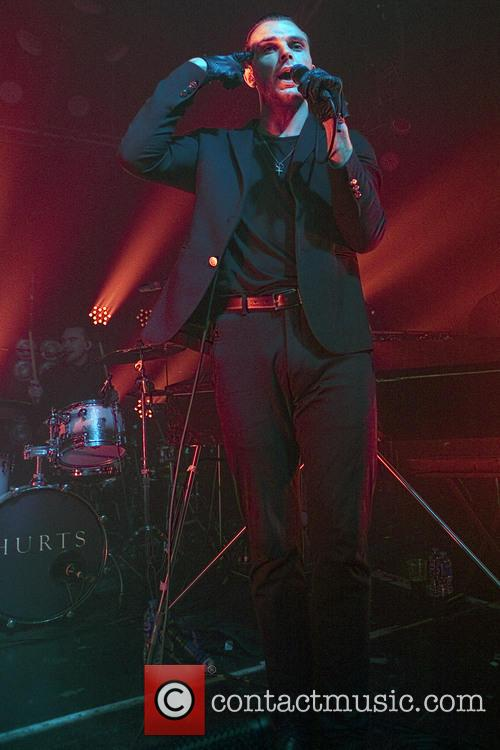 Theo Hutchcraft and Hurts 6