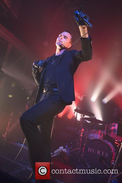 Theo Hutchcraft and Hurts 1