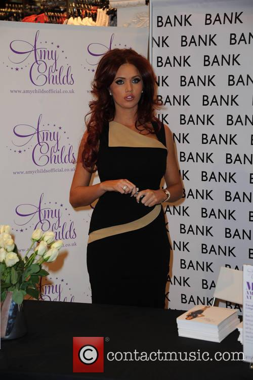 Amy Childs 22