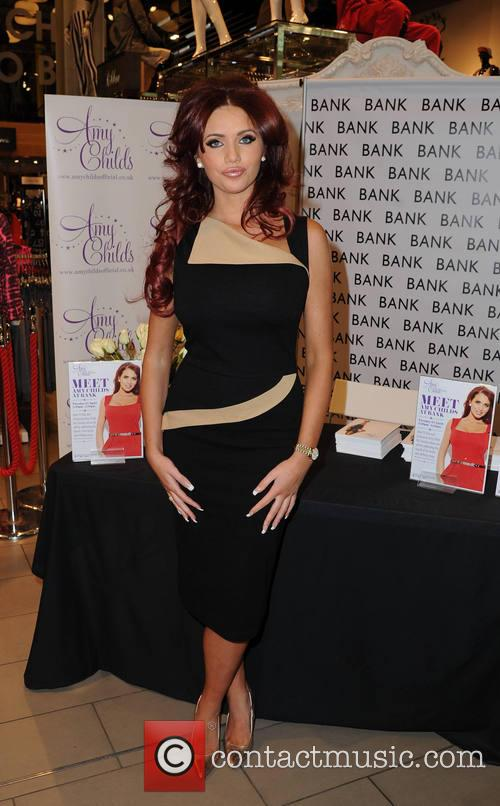 Amy Childs 50
