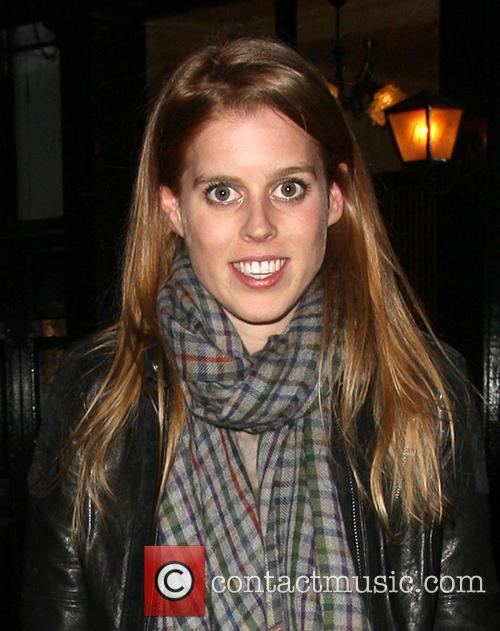 Princess Beatrice at Balthazer