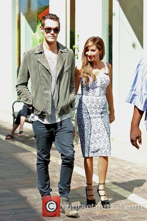 Ashley Tisdale, Ashley Tidale and Christopher French 1