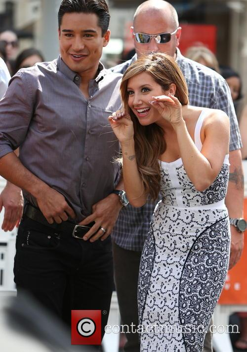 ashley tisdale mario lopez ashley tisdale extra 3584832