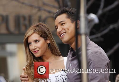 Ashley Tisdale and Mario Lopez 9