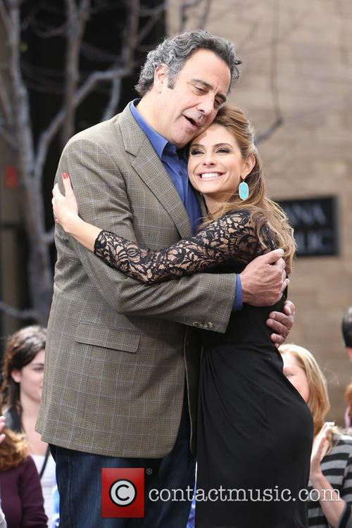 Brad Garrett, Maria Menounos, The Grove